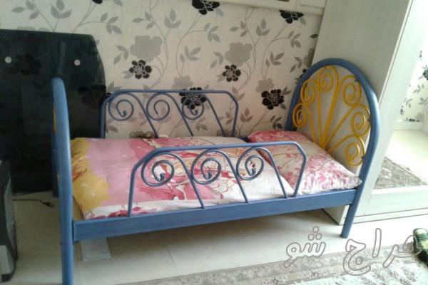 قیمت تخت فلزی کودک